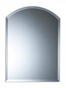 miroir rond etagère TOP 1 image 0 produit