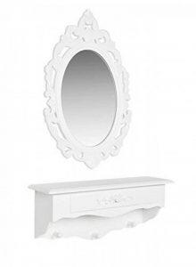 miroir rond etagère TOP 7 image 0 produit