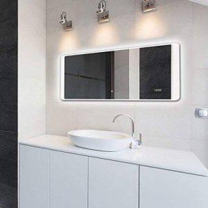 miroir salle de bain 100x100 TOP 4 image 0 produit