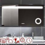 miroir salle de bain 100x100 TOP 8 image 2 produit