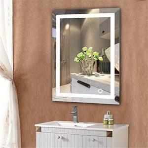 miroir salle de bain avec interrupteur et prise TOP 8 image 0 produit