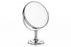 miroir sur pied grossissant x10 2 faces effet loupe salle de bain Novex de la marque toutoffrir image 0 produit