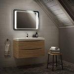miroir vertical salle de bain TOP 1 image 2 produit