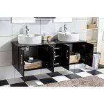 Mon Usine Discount LAtlantic : Ensemble salle de bain, 2 vasques 2 miroirs de la marque Mon Usine Discount image 2 produit