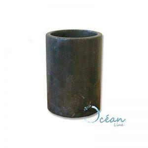 Océan Line Porte-Brosse à Dents en marbre Noir de la marque Océan Line image 0 produit