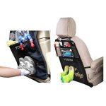 Pack De Deux Kits De Rangement Pour Siège Arrière De Voiture, Waterproof, Écran Protecteur, Porte-Tablette By YOOFAN de la marque YOOFAN image 2 produit