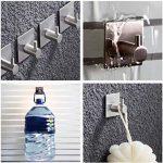 patère porte serviette salle de bain TOP 9 image 3 produit