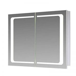 petite armoire de toilette avec miroir TOP 4 image 0 produit
