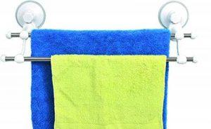porte serviette 2 barres fixe TOP 3 image 0 produit