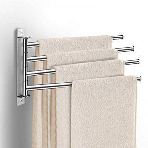 porte serviette 4 barres TOP 5 image 0 produit