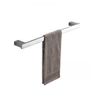Porte-serviette 40cm à fixer au mur, Chrome, polonais SUS304en acier inoxydable de salle de bain Accessoires, Xy3301C-40 de la marque image 0 produit