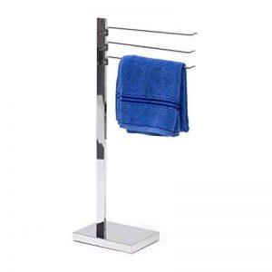 porte serviette chrome sur pied TOP 9 image 0 produit