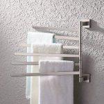 porte serviette laiton chrome TOP 6 image 3 produit