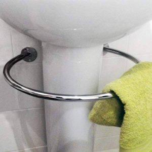 porte serviette lavabo TOP 1 image 0 produit