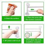 porte serviette lavabo TOP 9 image 4 produit