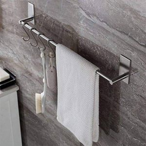 porte serviette mural 5 barres TOP 14 image 0 produit