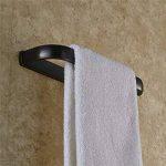 porte serviette sur pied noir TOP 7 image 2 produit