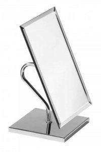 Premier Housewares Grand miroir rectangulaire sur pied Base chromée de la marque Premier Housewares image 0 produit