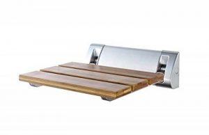 Ridder A0020200 Siège Rabattable pour Douche Aluminium/Bambou de la marque Ridder image 0 produit
