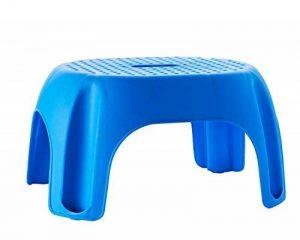 Ridder A1102603 Promo Tabouret de Salle de Bain Bleu 30,0 x 21,0 x 39,5 cm de la marque Ridder image 0 produit