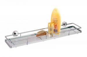 tablette salle de bain verre TOP 0 image 0 produit