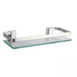 tablette salle de bain verre TOP 11 image 0 produit