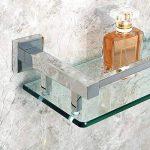 tablette salle de bain verre TOP 12 image 2 produit
