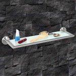 tablette salle de bain verre TOP 6 image 1 produit