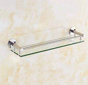 tablette verre salle de bain 40 cm TOP 9 image 0 produit