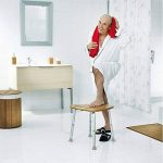 tabouret bambou salle de bain TOP 1 image 2 produit