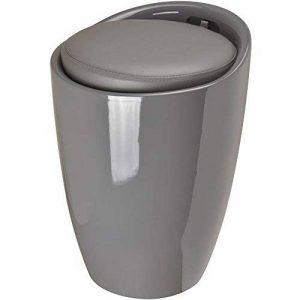 tabouret coffre pour salle de bain TOP 2 image 0 produit