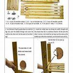 tabouret salle de bain bois TOP 4 image 2 produit