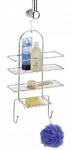 étagère inox pour salle de bain TOP 1 image 0 produit