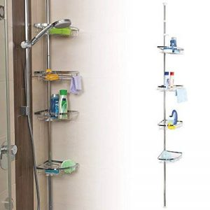 étagère inox pour salle de bain TOP 3 image 0 produit