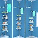 étagère inox pour salle de bain TOP 9 image 1 produit