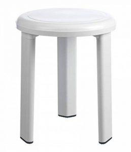 toyma 535 Tabouret de Bain Blanc 40x32,5cm de la marque toyma image 0 produit
