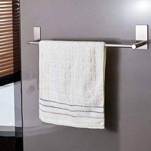Ventcy Porte-Serviettes Porte-Torchons en Acier Inox avec 3M Auto-Adhésif pour Cuisine Salle de Bain Chambre 55cm de la marque Ventcy image 0 produit