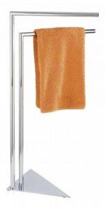 Wenko 18565100 Porte Serviettes à Poser 2 Bras Fixes Torre de la marque Wenko image 0 produit