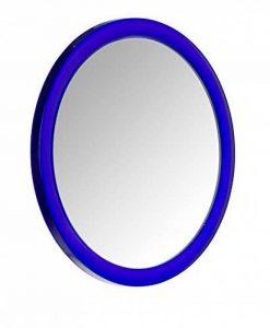 Wenko 20599100 Miroir grossissant de Beauté Fixation à Ventouse Pistoia Bleu de la marque Wenko image 0 produit