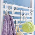 Wenko Chauffage pour salle de bains 6crochets pour serviettes de la marque Wenko image 1 produit