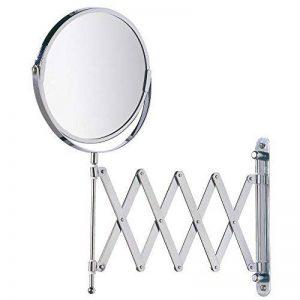 Wenko - Miroir cosmétique mural Télescope Exclusif 100% à 300% de la marque Wenko image 0 produit